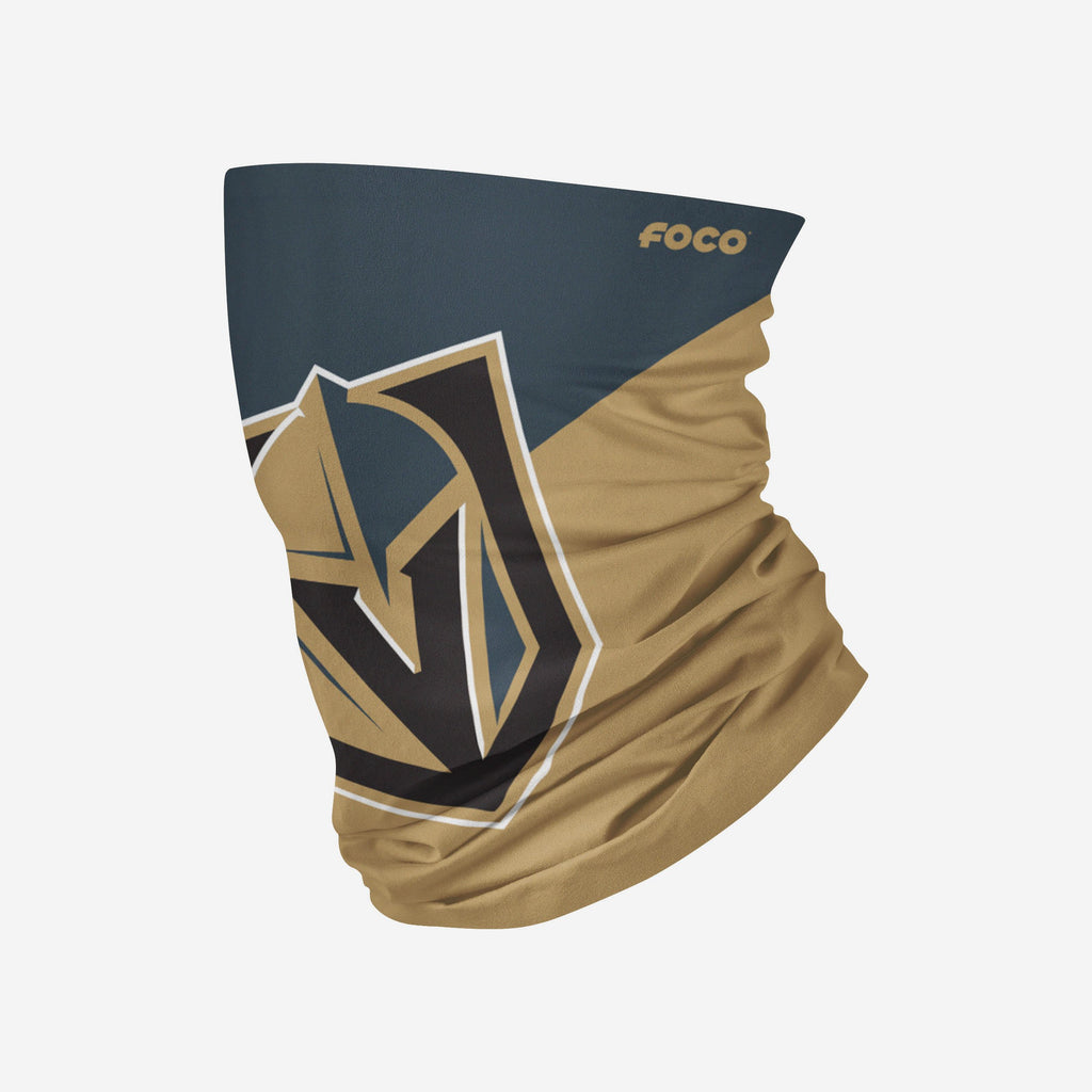 Vegas Golden Knights Big Logo Snood Scarf FOCO - FOCO.com | UK & IRE