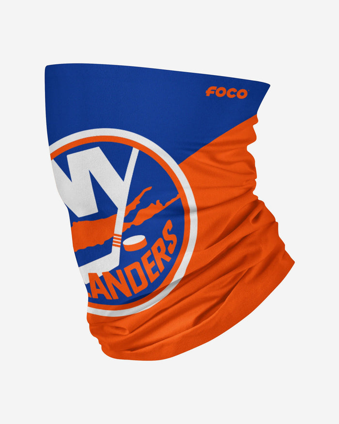 New York Islanders Big Logo Snood Scarf FOCO - FOCO.com | UK & IRE