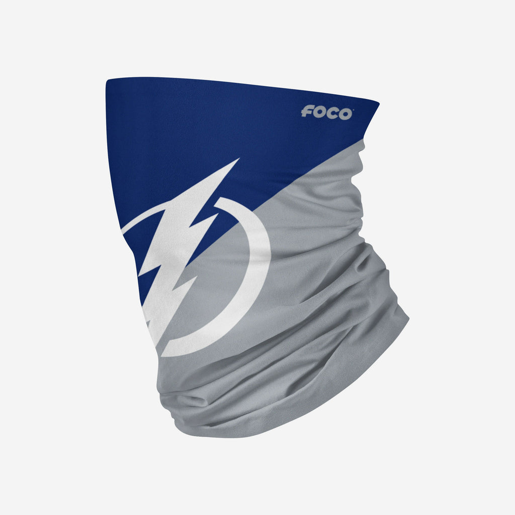 Tampa Bay Lightning Big Logo Snood Scarf FOCO - FOCO.com | UK & IRE
