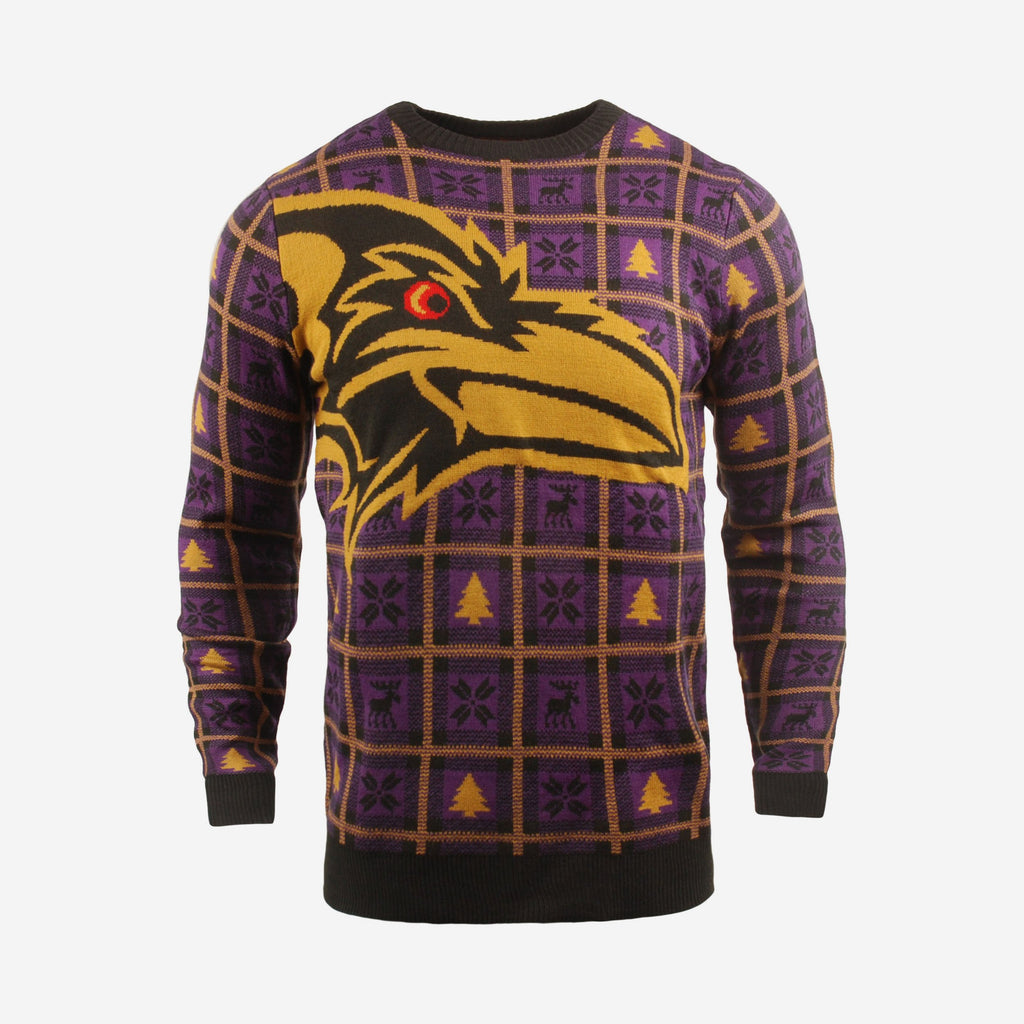 Baltimore Ravens Big Logo Sweater FOCO S - FOCO.com | UK & IRE