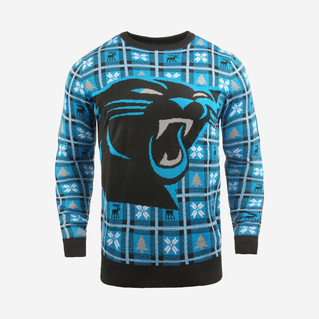 Carolina Panthers Big Logo Sweater FOCO S - FOCO.com | UK & IRE