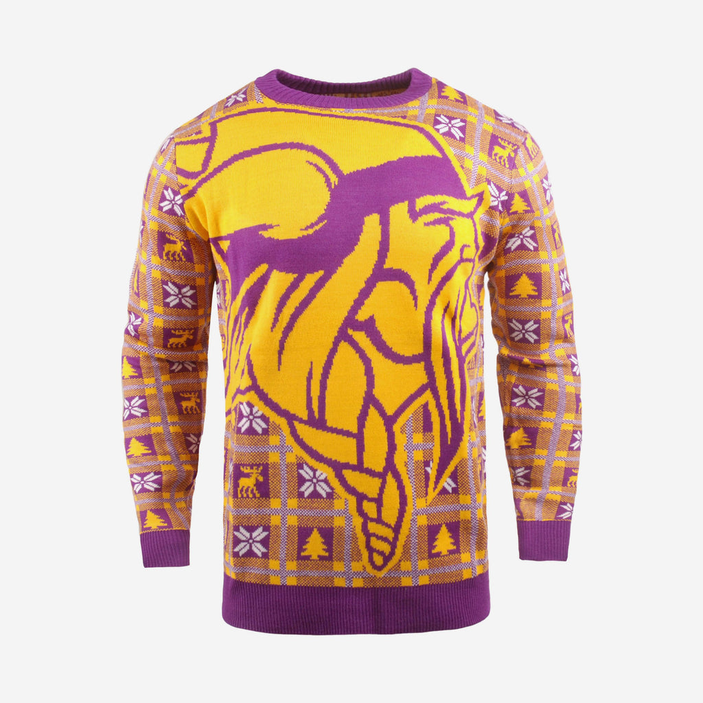 Minnesota Vikings Big Logo Sweater FOCO S - FOCO.com | UK & IRE
