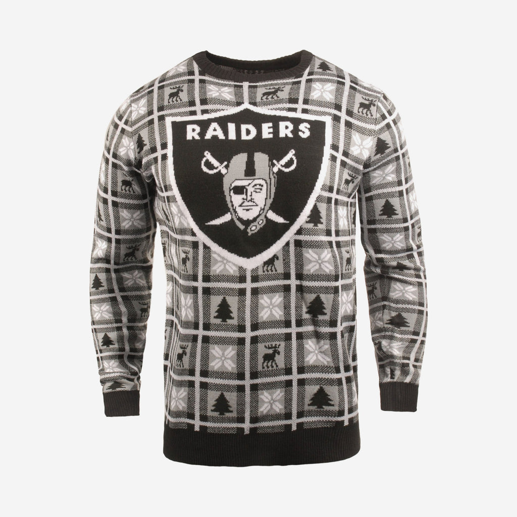Las Vegas Raiders Big Logo Sweater FOCO S - FOCO.com | UK & IRE