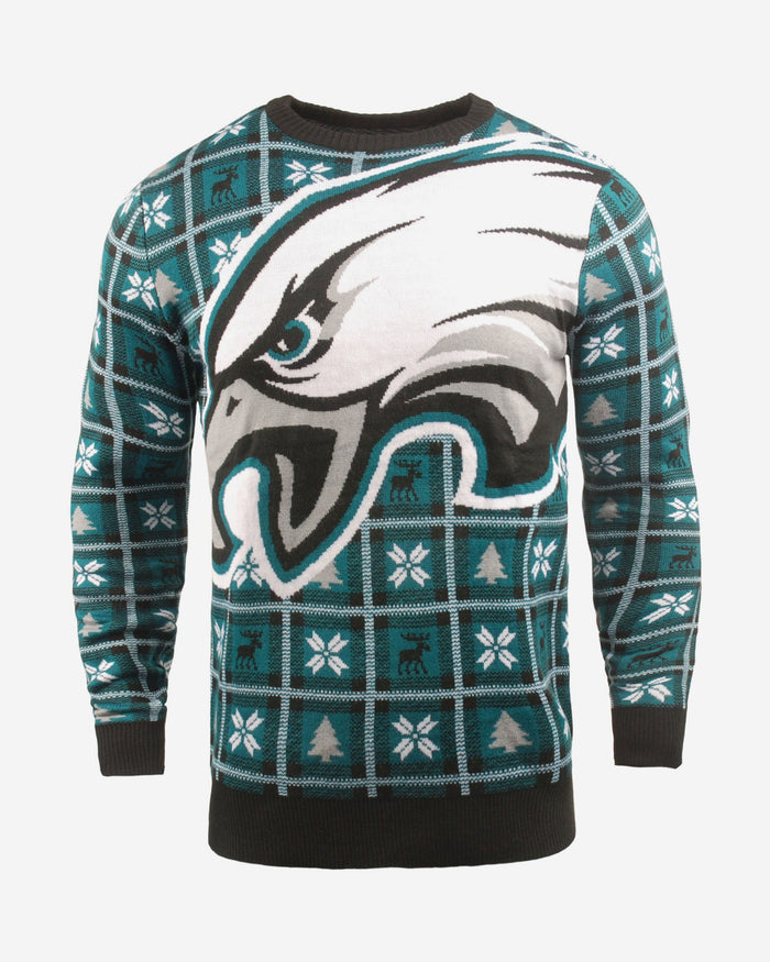 Philadelphia Eagles Big Logo Sweater FOCO S - FOCO.com | UK & IRE