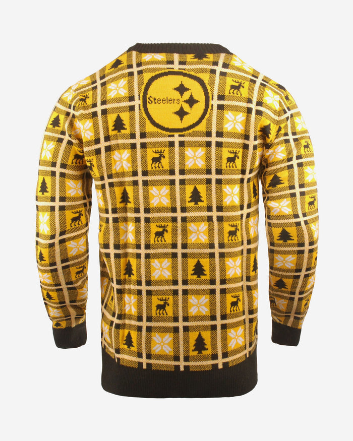 Pittsburgh Steelers Big Logo Sweater FOCO - FOCO.com | UK & IRE