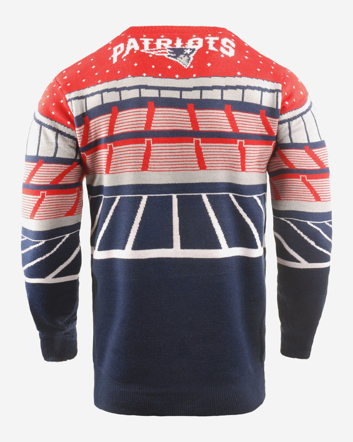 New England Patriots Light Up Bluetooth Sweater FOCO - FOCO.com | UK & IRE