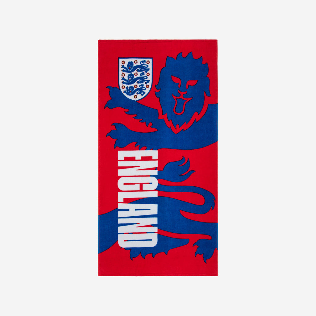 England Lion Towel FOCO - FOCO.com | UK & IRE