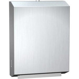 Paper Towel Dispenser Surface Mounted Stainless Steel