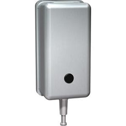 Surface Mounted Soap Dispenser For Showers 40 oz