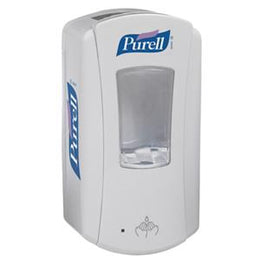 PURELL LTX-12 White Touch Free Hand Sanitizer Dispenser
