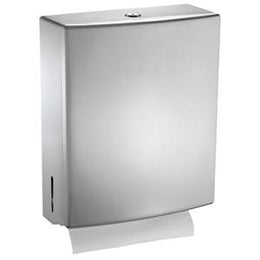 Paper Towel Dispenser - Multi Fold - Stainless Steel