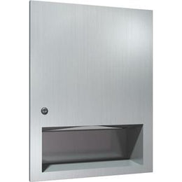 Recessed Paper Towel Dispenser Stainless Steel