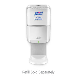 PURELL ES6 HAND SANITIZER TOUCH-FREE DISPENSER WHITE