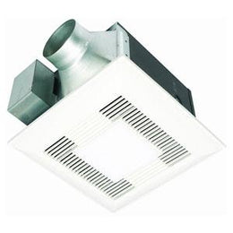 Panasonic Whisperlite Exhaust Fan FV11VQL-6 - CFL Light Model Low Profile - 110 CFM - Energy Star