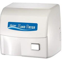 Fastdry HK1800ES Painted Cast Aluminum Push Button Hand Dryer