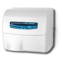 Hand Dryer- Painted Cast Aluminum 110/120V - White - HD0907-17