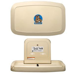 Koala KB200-00 Horizontal Baby Changing Station - Cream