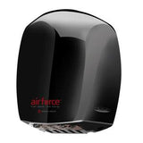 World Dryer Airforce  J-162 Automatic Hand Dryer Aluminum Black