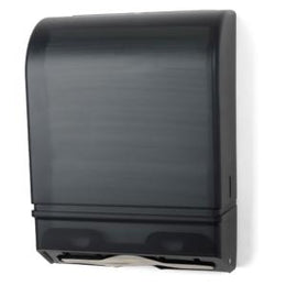 Multifold/C-Fold Towel Dispenser  - Dark Translucent - TD0175-01