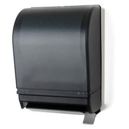 Lever Roll Towel Dispenser  - Dark Translucent - TD0210-01