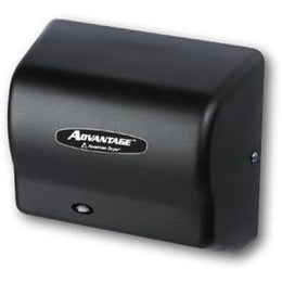 American Dryer Advantage Series Hand Dryer AD90-BG Black Graphite
