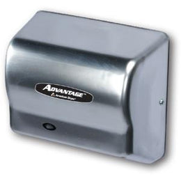 American Dryer Advantage Series Hand Dryer AD90 Stainless Steel