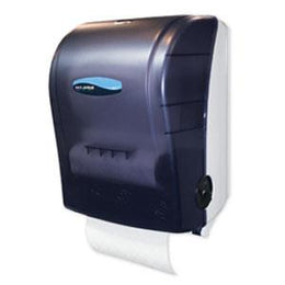 The Simplicity Hands Free Mechanical Paper Towel Dispenser