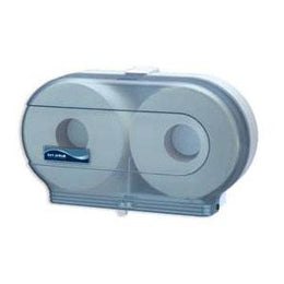 JBT Classic  Industry-leading Twin Versatile Jumbo Bath Tissue Dispenser 9""