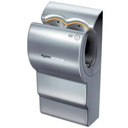 Dyson Airblade AB02-208 Volt Cast Aluminum Hygienic High Speed Hand Dryer Is Now The AB14