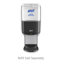 PURELL ES6 HAND SANITIZER TOUCH-FREE DISPENSER GRAPHITE