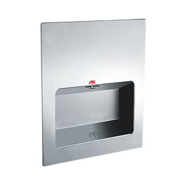 Turbo-Tuff Recessed 0135 Mounted High Speed Hand Dryer ADA Compliant
