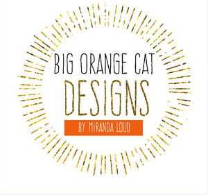 Big Orange Cat Designs