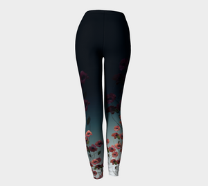Poppies Fashion Leggings3