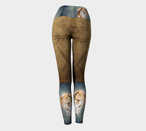 Milo the Rabbit Leggings Version 2