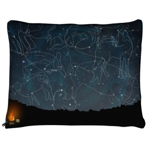 Uncommon Constellations Dog Bed