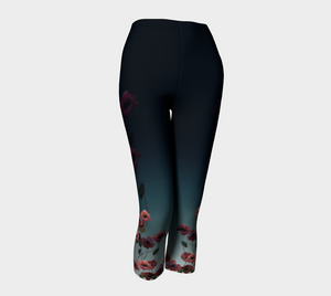 Regular Poppy Capris
