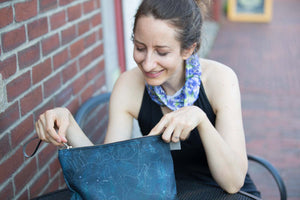 Uncommon Constellations Clutch Carryall