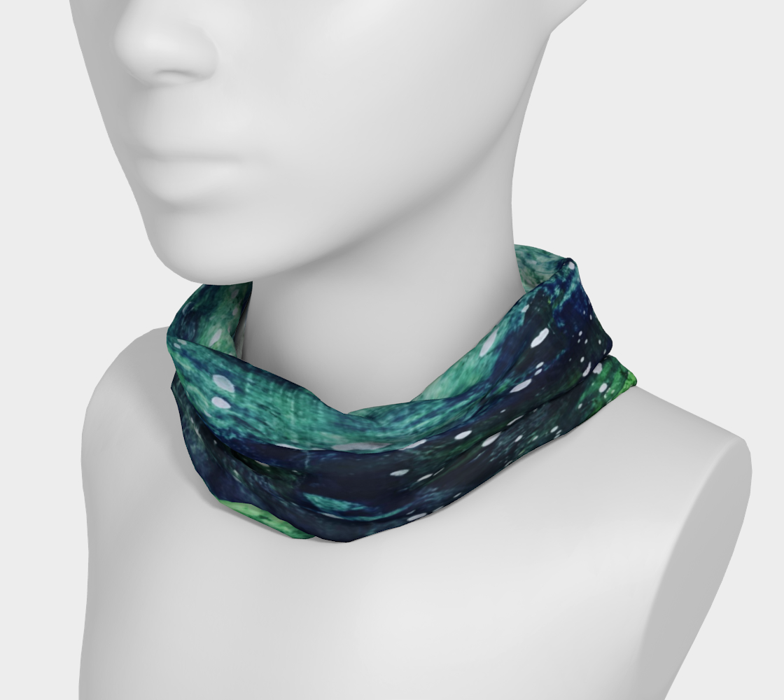 Vernal Pools 4-in1 Funnel Scarf