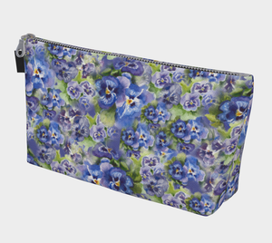 Spring Flowers Cosmetics Bag/Clutch