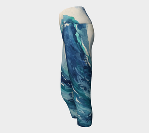 The Wave Yoga Capris