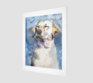 Dog Dreams 11x14 Art Print Edition of 50