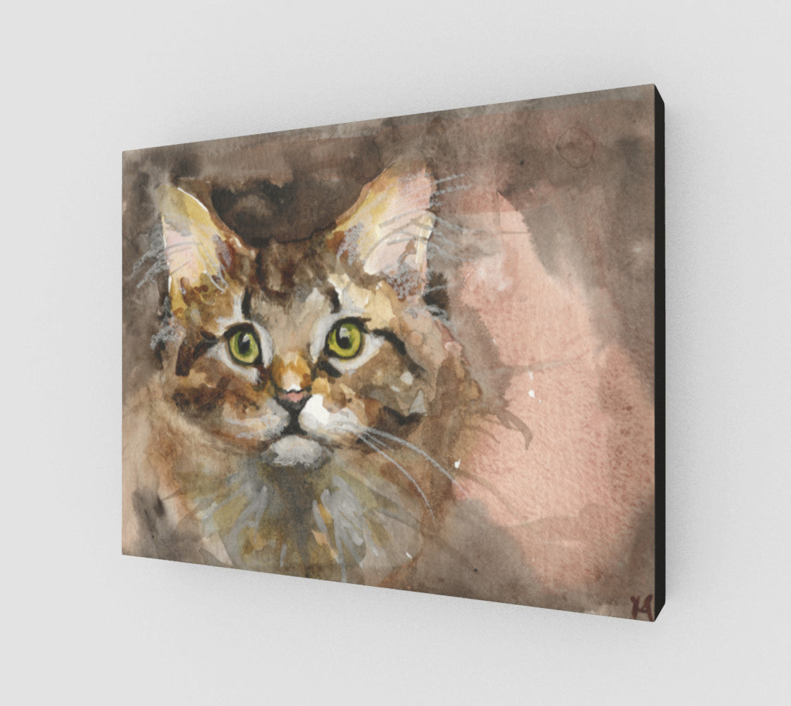 Pamina Gallery Wrapped Canvas