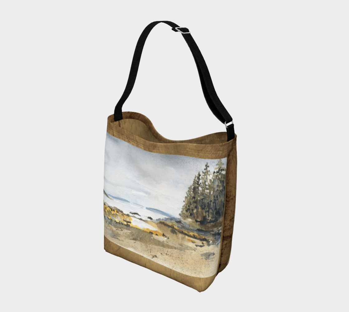 Pebble Beach Soft Stretchy Neoprene Tote