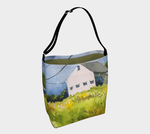 The Goldenrod Lights the Way Soft Stretchy Neoprene Tote