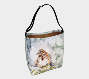Song Sparrow Tote