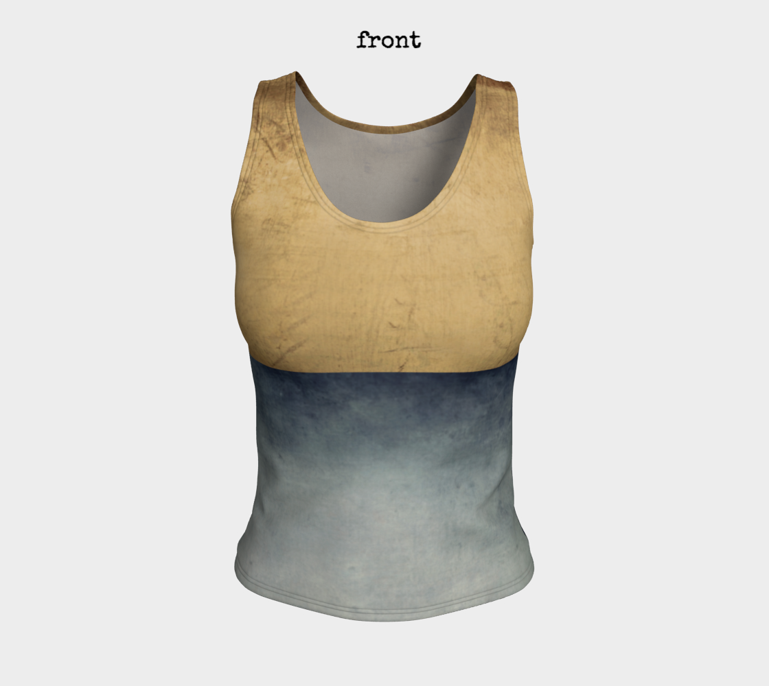 Milo Fitted Tank (Regular)