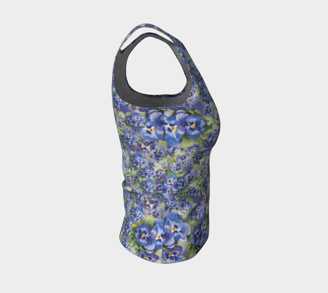 Spring Flowers Tank (Regular)