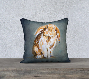 "Milo 18""x18"" pillow cover"