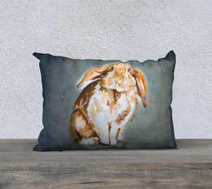 "Milo 20""x14 pillow cover"