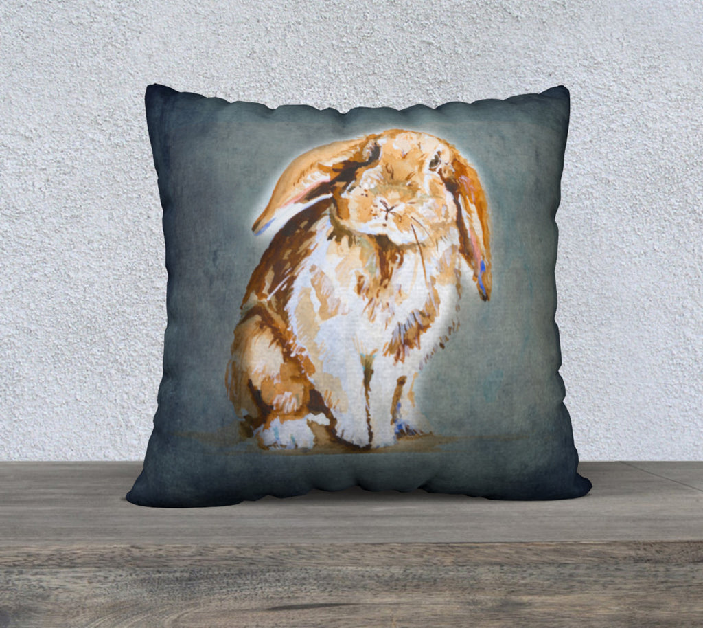 "Milo 22""x22"" pillow cover"